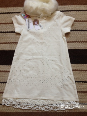 Sarabanda,новое итальянское платье на девочку.