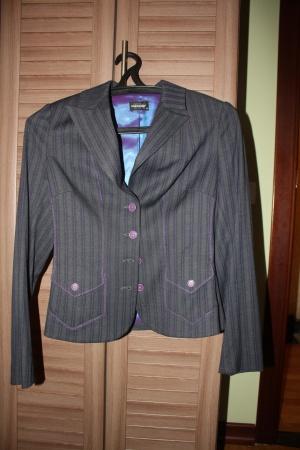 Практически новый пиджак Tom Klaim 44 размера