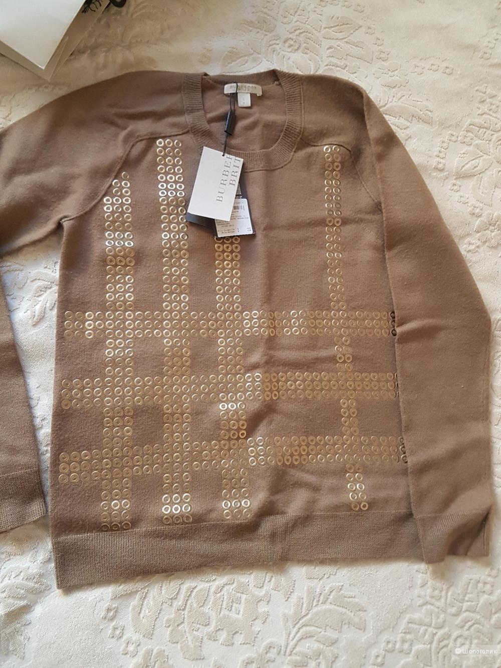 Новый свитер Burberry Brit оригинал S