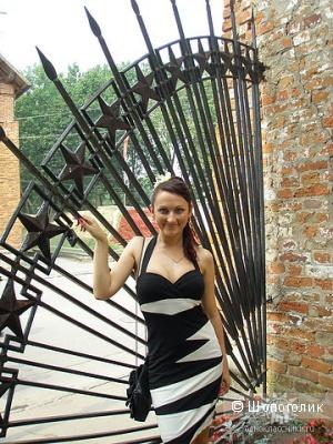 Платье дизайнерское Alain Manoukian 42 размер