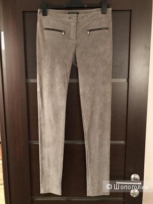Новые замшевые брюки