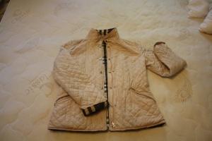 Двусторонняя стеганая куртка Steinberg, размер М, в хорошем состоянии