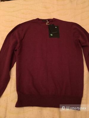 Мужской шерстяной свитер Maglierie di Perugia
