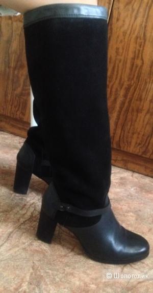 Комбинированные сапоги Респект 35-36 размер