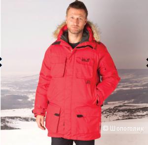 Пуховик Jack Wolfskin Polar Ice Parka Jacket размер М