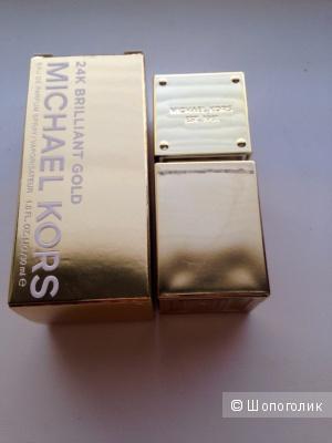 24K Brilliant Gold Парфюмерная вода 30мл