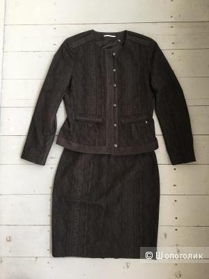 Костюм Tahari пиджак и юбка