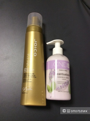 Joico k-pack leave-in protectant