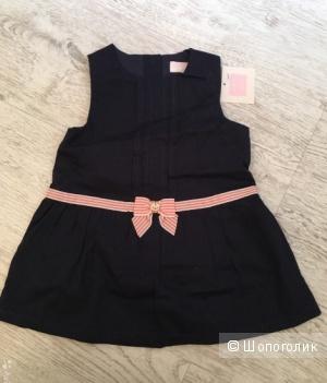 Новое платье Janie and Jack 6-12m