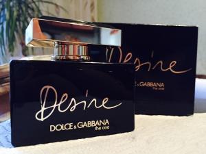 DOLCE&GABBANA THE ONE, 75мл., парфюмированная вода