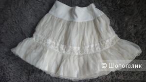 Новая нарядная юбка Bellissime by Loredana на 8-10 лет, Италия
