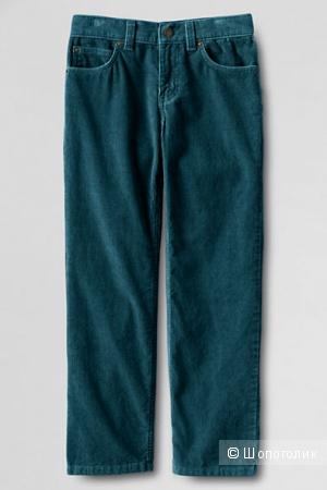 Новые вельветовые брюки Landsend д/м