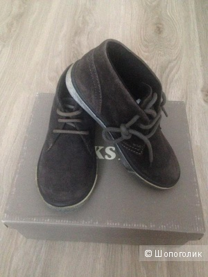 Новые Ботиночки DOCKSTEPS