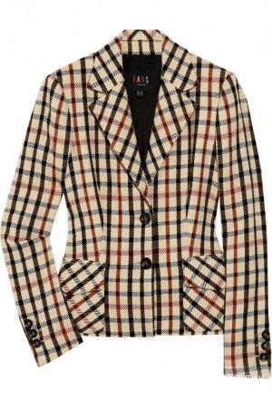 Стильный английский пиджак DAKS London р. UK14 / IT46