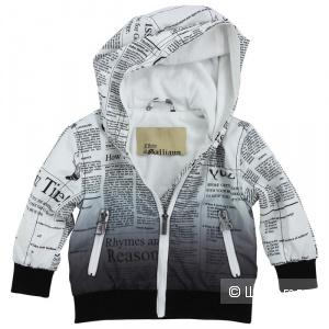 Куртка-ветровка John Galliano , для мальчика, размер 10 лет