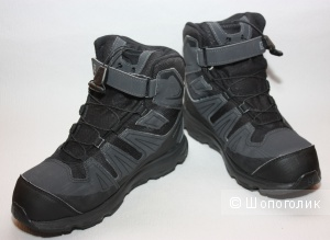 """Ботинки для мальчика """"Solomon"""". 37 RUS (38 EU), Б/у сезон. В  хорошем состоянии."""