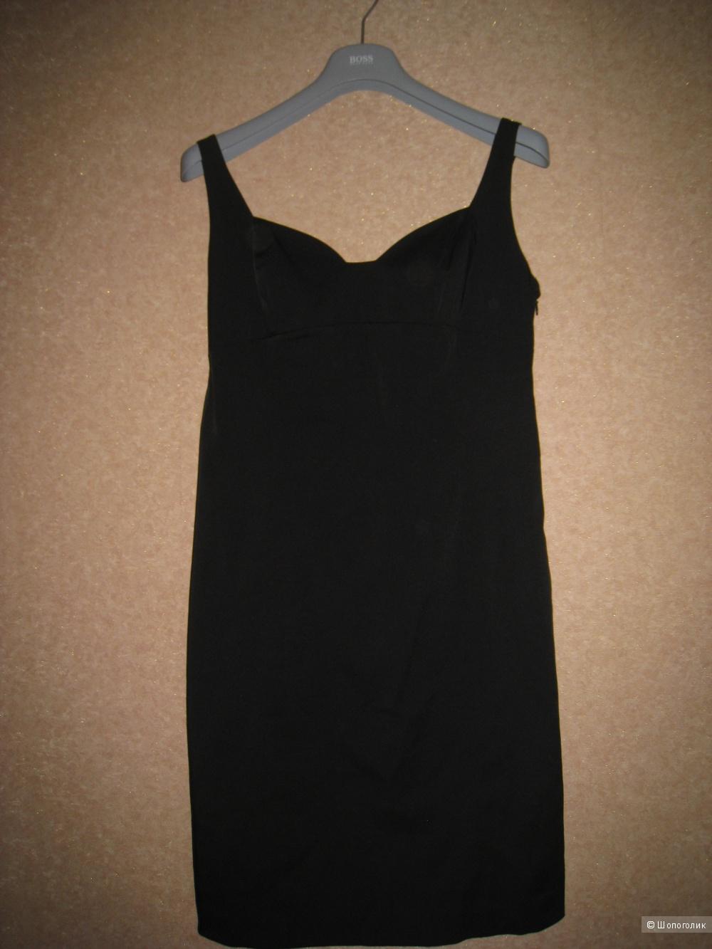 Черное платье Sasch р-р М