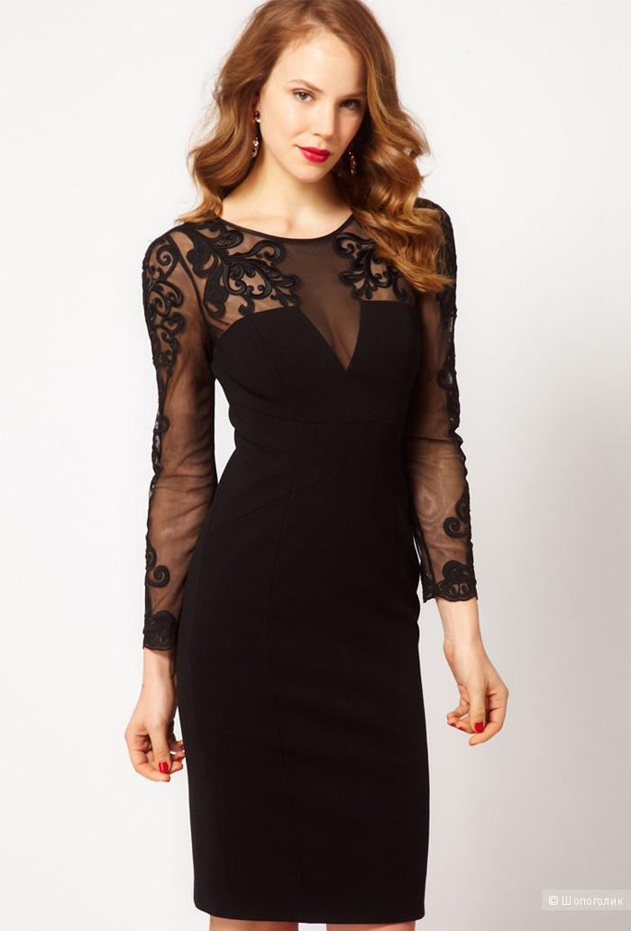 35779b98acb Продам черное платье KAREN MILLEN