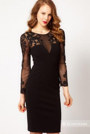 Продам черное платье KAREN MILLEN, размер UK12/EU40/US8