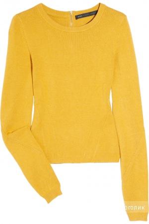 Желто-горчичный свитер MARC BY MARC JACOBS размер L