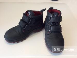 Ботинки NATURINO на мальчика р.28