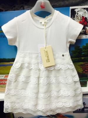 Детское нарядное платье итальянской марки Microbe by miss grant
