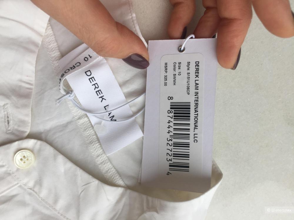 Продам новую необычную рубашку Derek Lam