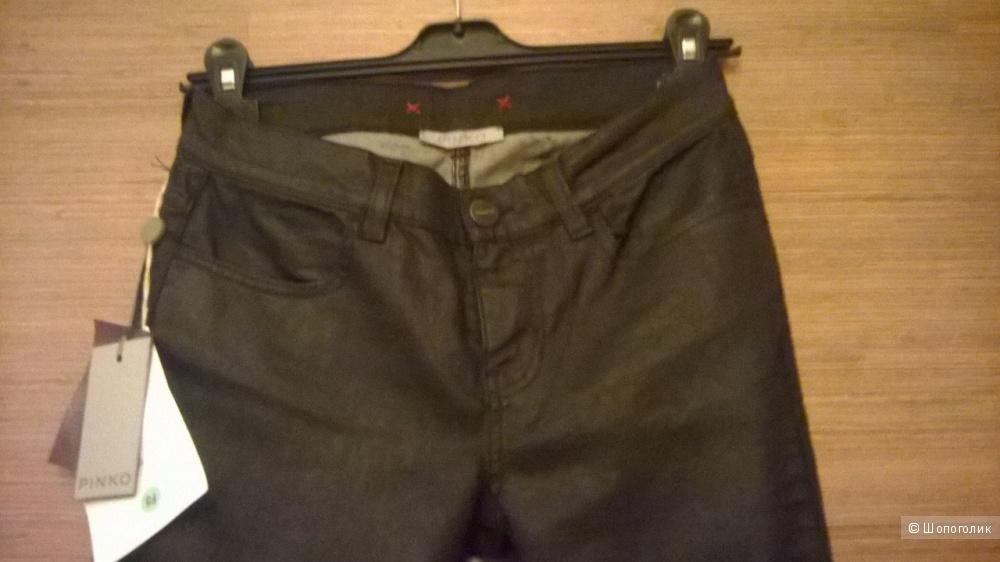 Джинсы черные Pinko, 27 размер, новые. Москва.