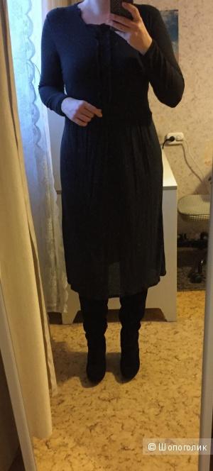 Платье французской марки SWILDENS   размер S.