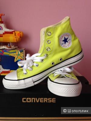 Кеды Converse новые
