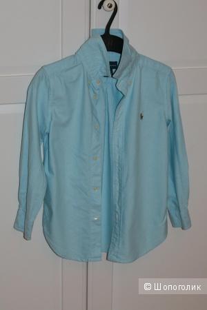 Рубашка классическая для мальчика Ральф Лорен (Ralph Lauren)