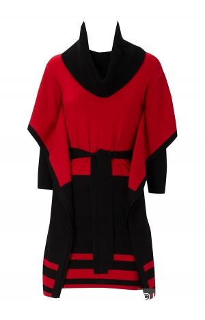 Вязаное платье Karen Millen 44-46