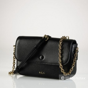 Новая mini crossbody LAUREN Ralph Lauren