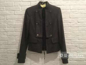 Тёплый жакет-куртка Benetton, размер XS