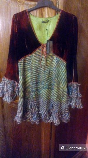 Винтажное платье Alexander McQueen