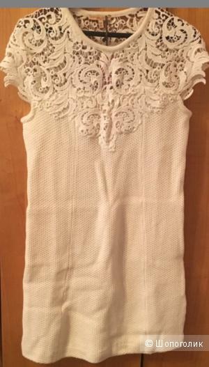 Шерстяное платье Ermanno Scervino