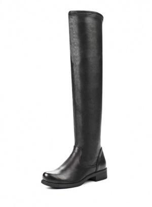 Продаю стильные черные ботфорты бренда Fersini