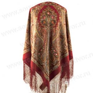 Продам павлопосадский платок 148х148, новый с бирками