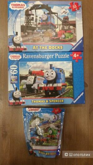 Пазлы -Томас и друзья- Ravensburger (Германия)