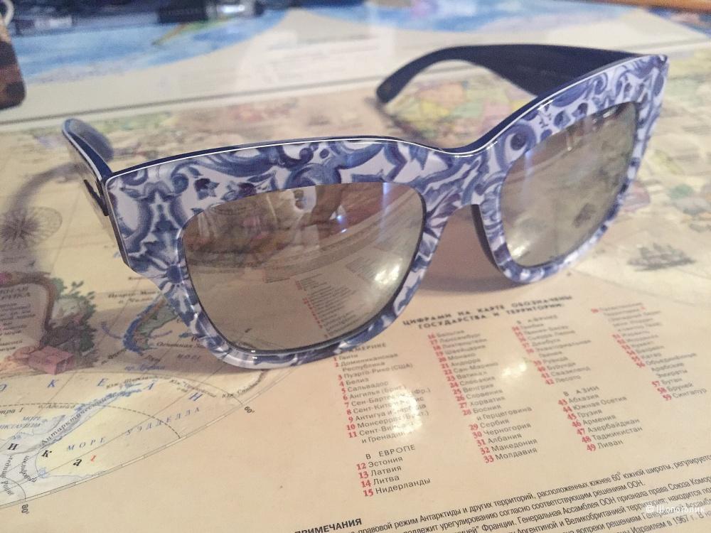 Солнечные очки Dolce&Gabbana, оригинальные