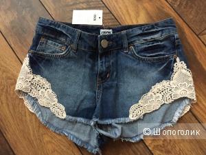 Женские джинсовые шорты ASOS