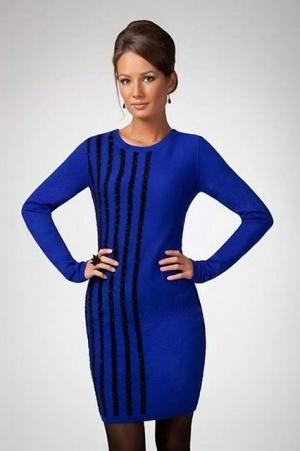 Тёплое платье Bestia. Р-р 42-44.