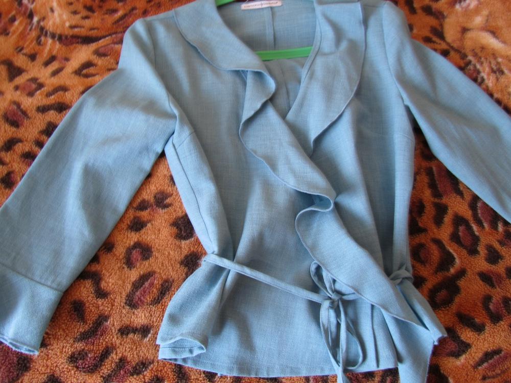 Красивая блузка Lancho Diseno р 38(44-46 наш)