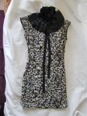 Турецкое стильное платье р 38 (на 42 наш)