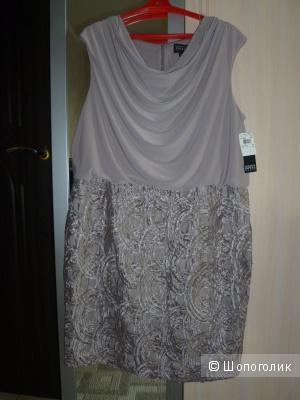Новое платье оригинал ADRIANNA PAPELL 18 US