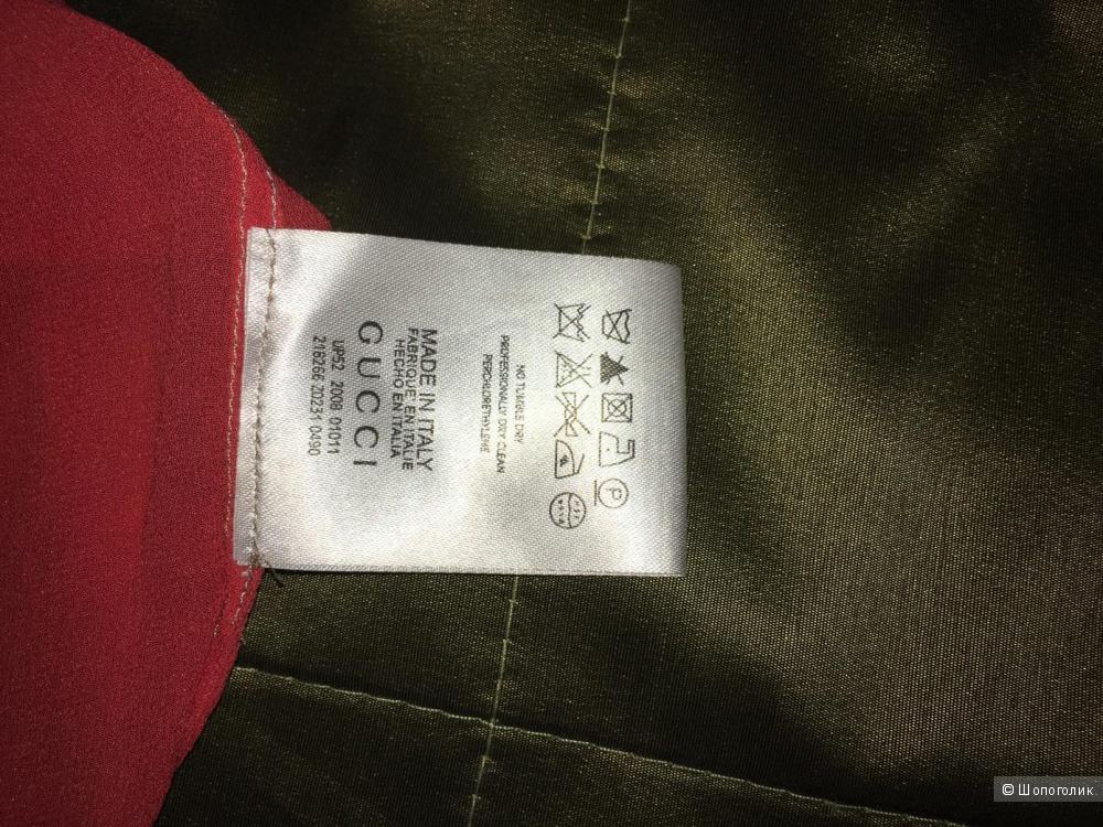 Пристраиваю новую блузку Gucci
