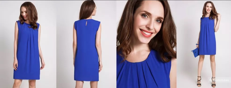 Шикарное новое платье Bestia, размер М(46).