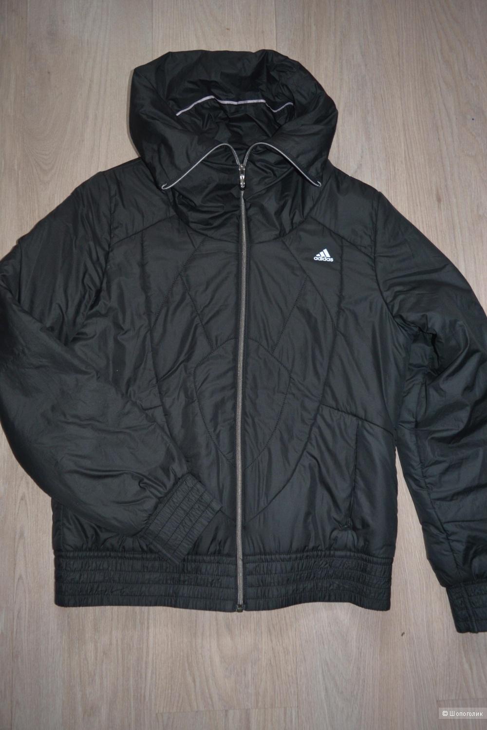 Куртка демисезонная Adidas, оригинал, размер  46