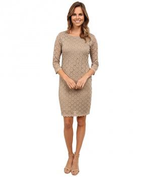 Новое платье rsvp Alluring Lace Sheath Dress 16 размер