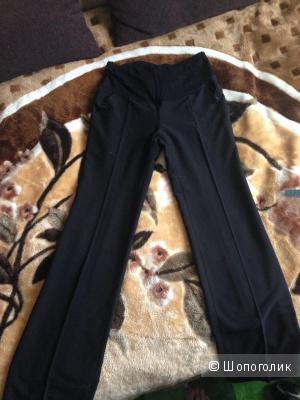 Новые брюки для беременных утепленные , размер L